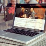 APEX PT and Wellness website design