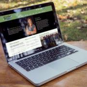 Nufire Marketing website design Stellar Healthcare in Fargo