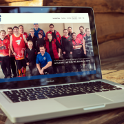 Nufire Marketing website Design